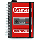 Grupo Erik Editores Gamer - Agenda escolar 2017/2018 dia página