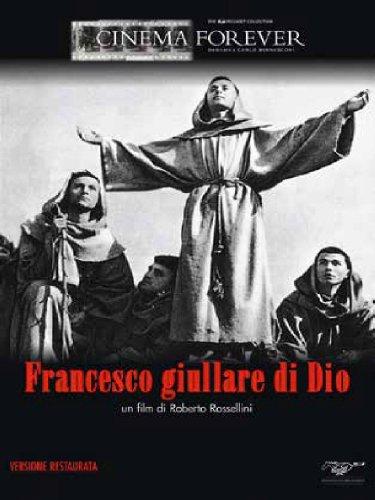 Francesco Giullare di Dio (DVD)