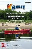 DKV-Auslandsführer Skandinavien: Kanuführer für Dänemark, Finnland, Island, Norwegen und Schweden - Günter Eck