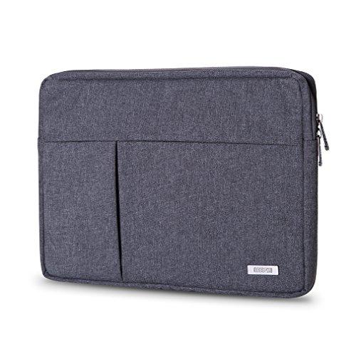 CAISON 10.1 - 11.6 Zoll Notebook Laptop Sleeve Case Hülle Tasche mit Handgriff für 12.3