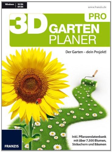 Der Garten - Dein Projekt! 3D Garten Planer PRO (3d Garten)