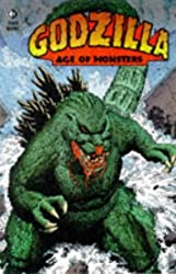 Godzilla: Age of Monsters v.1: Age of Monsters Vol 1 by Arthur Adams (10-Jul-1998) Paperback