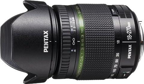 Pentax 18 - 270 mm / F 3,5 - 6,3