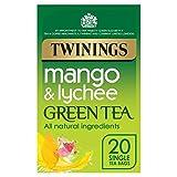 Twinings Grüner Tee mit Mango & Lychee 20 pro Packung