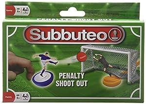 Paul Lamond Pena de Subbuteo Shoot out Juego (envío Desde el Reino Unido)