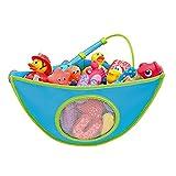 URIJK Spielzeug Aufbewahrungstasche Kind Badezimmer Lagerung Wand Wasserdicht Bad Dusch Spielzeug Organizer Badespielzeugsammler
