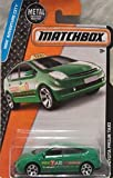 2016 Matchbox MBX Adventure City Toyota Prius Taxi 9 /125 by Toyota
