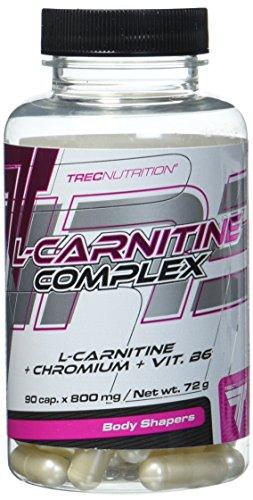 TREC NUTRITION L-Carnitine Complex, 1er Pack (1 x 90 Kapseln)