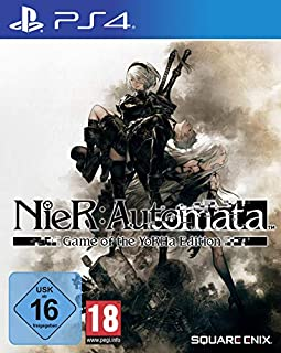 NieR: Automata Game of the YoRHa Edition (PS4) (B07KZS61P5)   Amazon Products