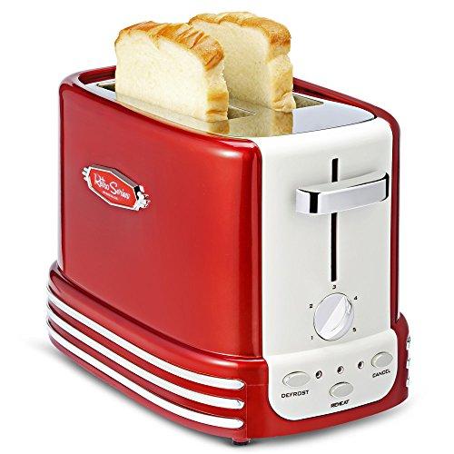 Nostalgia retro Series Toaster tostadora (3 ranuras para tarjetas)