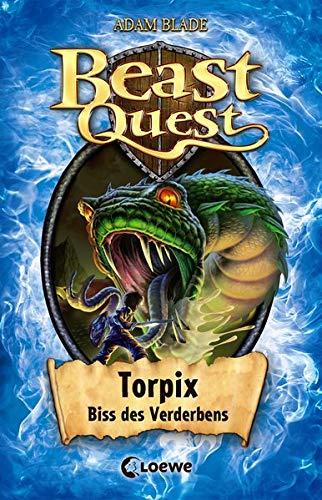 Beast Quest - Torpix  Biss des Verderbens  Bd. 54