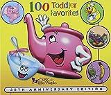 #8: 100 Toddler Favorites 3 CD Set