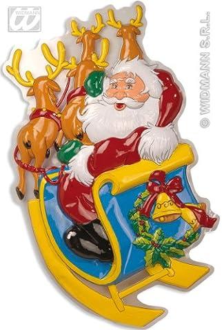 3D Weihnachtsdeko