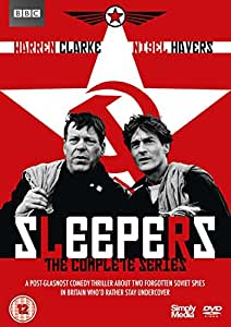 Sleepers: The Complete Series [DVD]