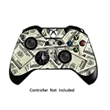 Xbox One Controller Designfolie Sticker - Vinyl Aufkleber Schutzfolie Skin für Xbox One Controller Big Ballin