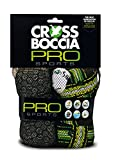 Crossboccia DOUBLE-PACK Pro Soft-Boccia Soft-Boule neues Grey plus Lines 2016, 970847