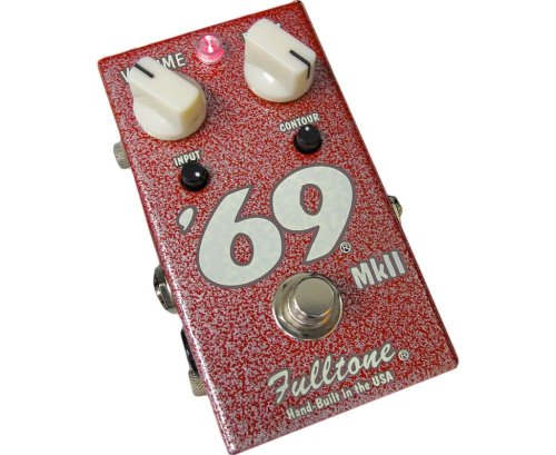 Fulltone '69 Pedal MKII · Pedal guitarra eléctrica