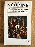 Philosophie et magie à la Renaissance