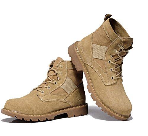 Lemontree Herren Outdoor Military Schuhe 174 Apricot