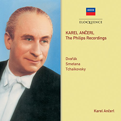 Karel Ančerl – The Philips Rec...
