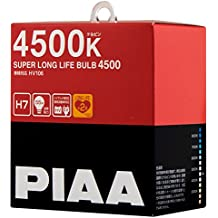 PIAA pl hv106 bombillas super long life H7