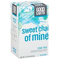 GOOD EARTH TEA CHAI OF MINE, 18 BG