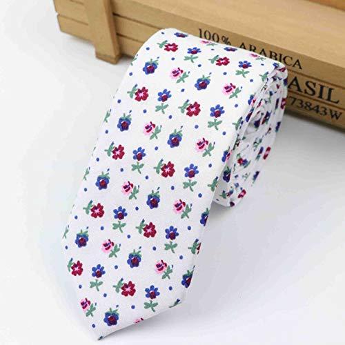 gentle Krawatte Lässige Check Künstliche Baumwolle Blume Roes Fliege Dünne Krawatten Männer Klein Check-krawatte Tie