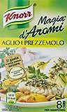 Knorr - Magia D'Aromi, Aglio E Prezzemolo, 8 Cubi - 88 G