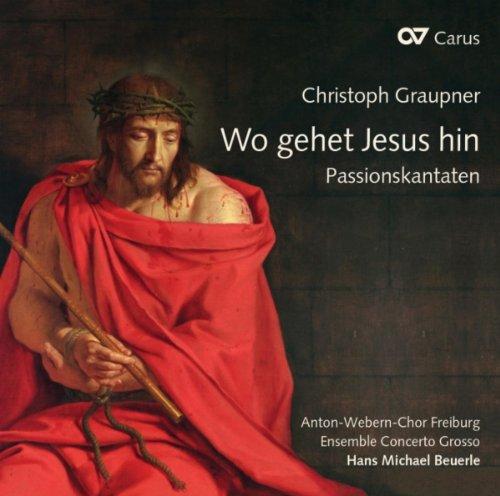 Wo gehet Jesus hin?, GWV 1119/39: Recitative: Der Geist hat alle Willigkeit in dieser Zeit (Wo Der Fuchs Hat)