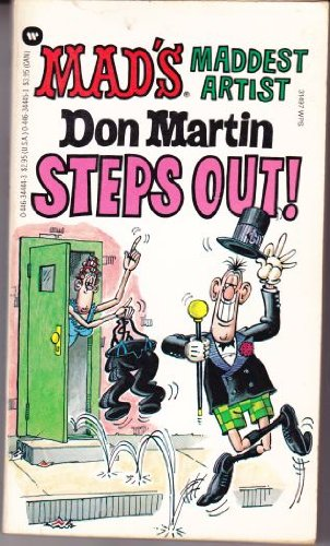 Don Martin Steps Out