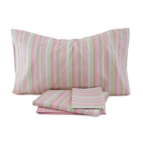 Completo lenzuola Cufra Bassetti puro cotone letto Matrimoniale due piazze P384