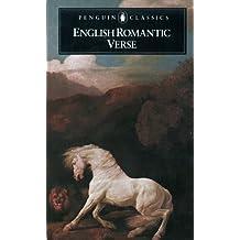 English Romantic Verse
