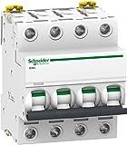 Schneider elec pbt - dit 21 24 - Interruptor automático magnetotérmico ic60l 4 polos 40a curva-b