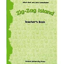 Zig-Zag Island: Teacher's Book by Ali Blair (1998-10-22)