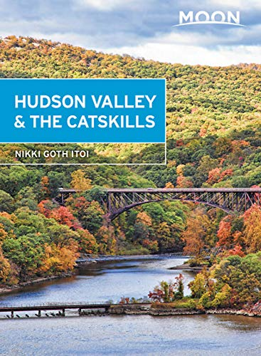 Moon Hudson Valley & the Catskills (Travel Guide) -