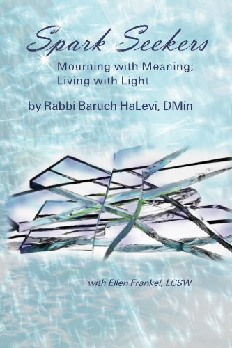 Spark Seekers: Mourning with meaning; Living with light