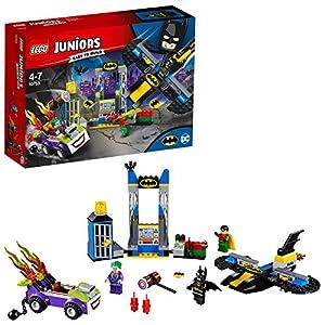 LEGO- Friends The Joker Attacco alla BatCaverna, Multicolore, Taglia Unica, 10753 LEGO Juniors LEGO