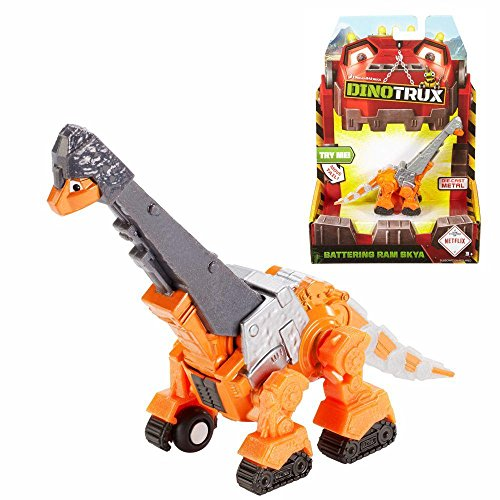 Preisvergleich Produktbild Dino Trux - Die Cast Fahrzeuge Modelle Dinotrux zur Auswahl, Dino Trux:Steinstarke Skya - Lana