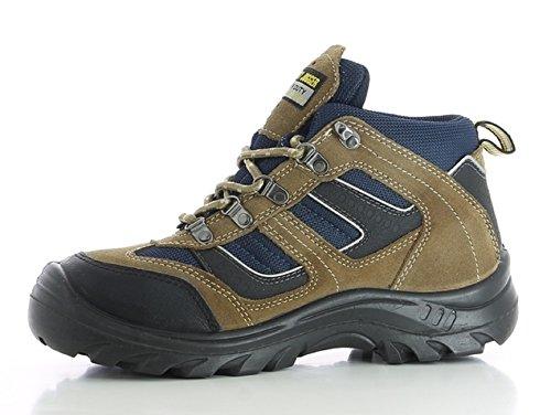 Leichter und sportlicher S3 Sicherheits-Stiefel Typ X2000 in den Größen 37 bis 47.