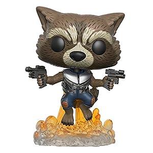 Funko Pop Rocket despegando (Guardianes de la Galaxia Vol. 2 201) Funko Pop Guardianes de la Galaxia