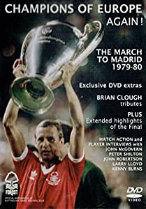 Nottingham Forest - Champions of Europe Again - The March to Madrid 1979-80 (DVD)