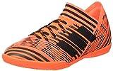 adidas Jungen Nemeziz Tango 17.3 In J Fußballschuhe, Mehrfarbig Orange/core Black/solar Red, 36 EU