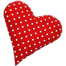 Herbalind 4315 Traubenkern-Wärmekissen Herzform