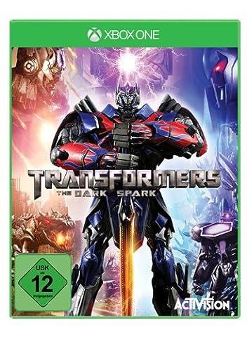 Transformers: The Dark Spark - [Xbox