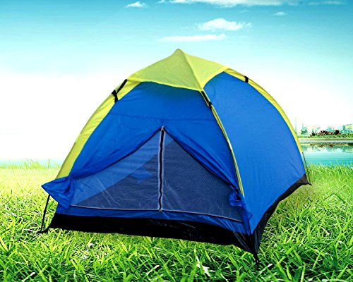 Inditradition 2-Person Family Camping & Hiking Tent / All Weather...
