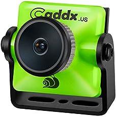 "Caddx FPV Camera Turbo Micro SDR2 1/2.8"" Sony Exmor-R 1200TVL 2.1mm Lens DC 5V-40V Wide Voltage Green for FPV Racing Drone"