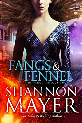 Fangs and Fennel (The Venom Trilogy Book 2) (English Edition)