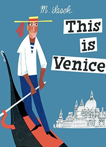 This is Venice (This Is...travel) por Miroslav Sasek