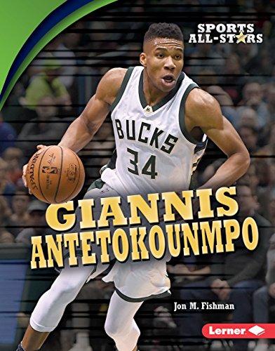 Giannis Antetokounmpo (Sports All-Stars) por Jon M. Fishman