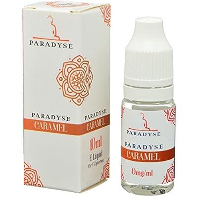 Paradyse Liquid Caramel | e-Liquid | 0mg Nikotin | Nikotinfrei | e-Zigarette | e-Shisha | 10ml von Paradyse